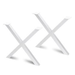Juego de patas Cross para mesa