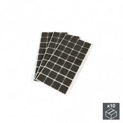 Square adhesives felts for...
