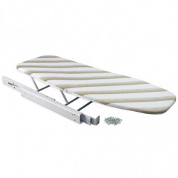 Iron Extractable ironing board